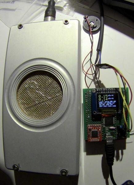 Sensor and display
